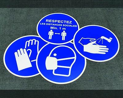 Affichage obligatoire et protection
